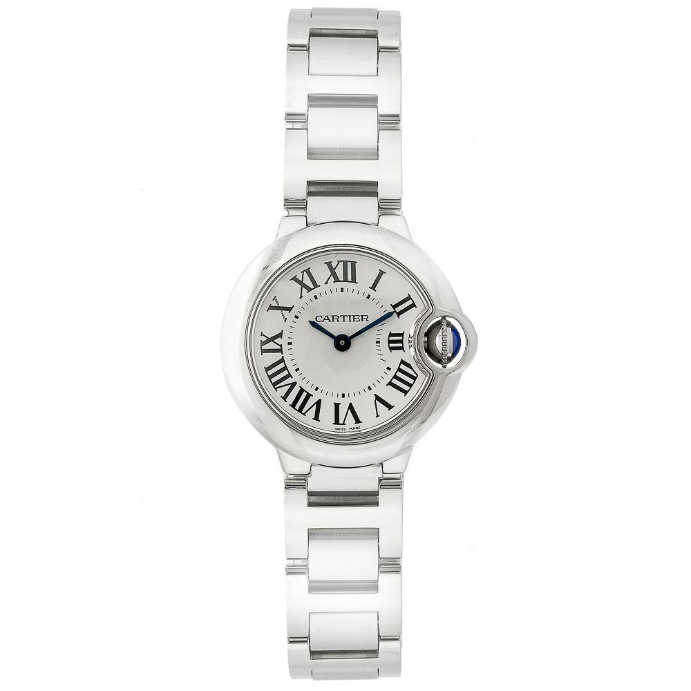 Cartier Womens Ballon Bleu Watch