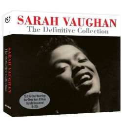 Sarah Vaughan - Devinitive Collection