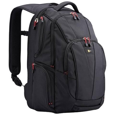"""Case Logic BEBP-215 Carrying Case (Backpack) for 15.6"""" Notebook - Black"""