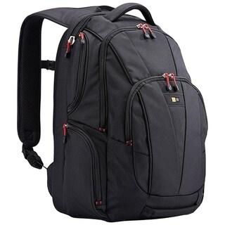 """Case Logic BEBP-215 Carrying Case (Backpack) for 15.6"""" Notebook - Bla"""
