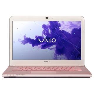 "Sony VAIO E SVE14132CXP 14"" LCD Notebook - Intel Core i3 (3rd Gen) i3"