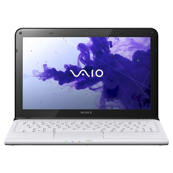 "Sony VAIO E SVE14132CXW 14"" LCD Notebook - Intel Core i3 (3rd Gen) i3"