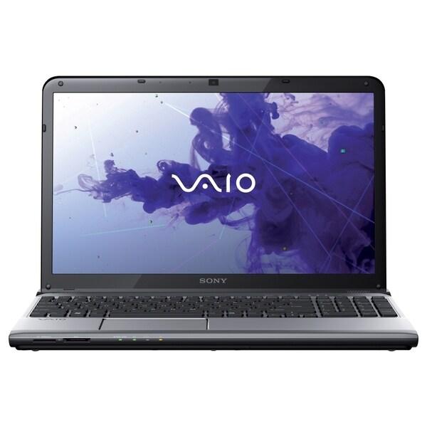"Sony VAIO E SVE15135CXS 15.5"" LCD Notebook - Intel Core i5 (3rd Gen)"