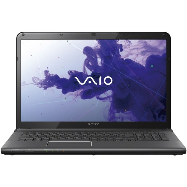 "Sony VAIO E SVE1713BPXB 17.3"" LED Notebook - Intel Core i7 (3rd Gen)"