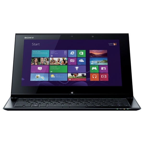 "Sony VAIO Duo 11 SVD11223CXB 11.6"" Touchscreen LED (In-plane Switchin"