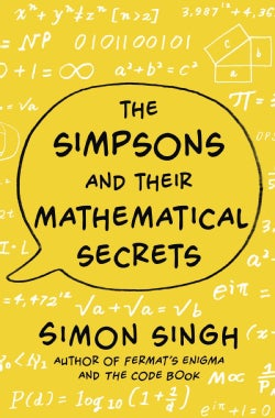 The Simpsons and Their Mathematical Secrets (Hardcover)