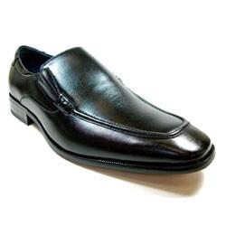 Delli Aldo Men's Rounded Toe Slip-on Loafers