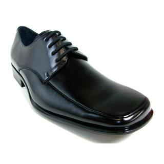 Delli Aldo Men's Square Toe Classic Oxfords