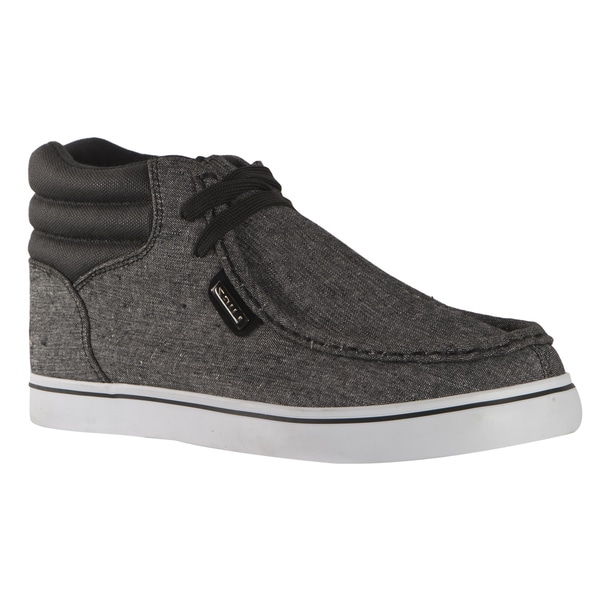 Lugz Men's 'Ease Chambray' Canvas Lace-up Sneakers