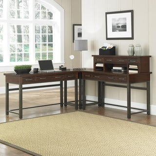 Home Styles Cabin Creek Corner 'L' Desk