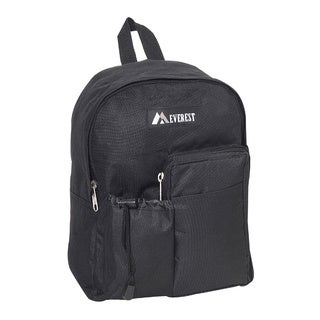 Everest 13-inch Junior Size Backpack with Bottle Pocket