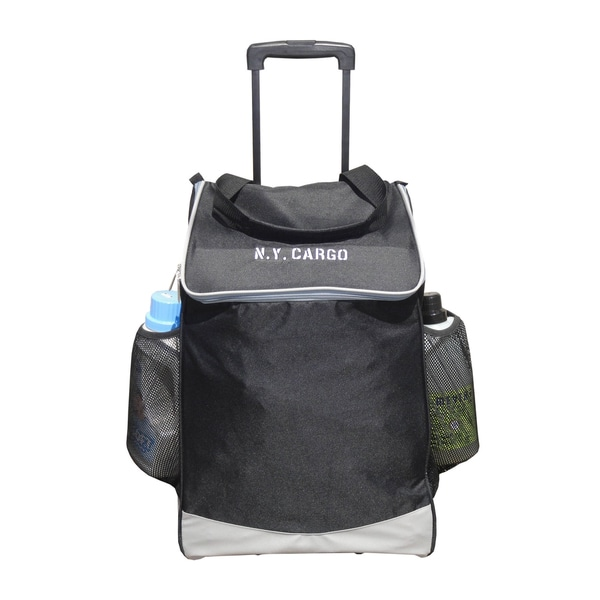 NY Cargo Rolling Laundry Bag