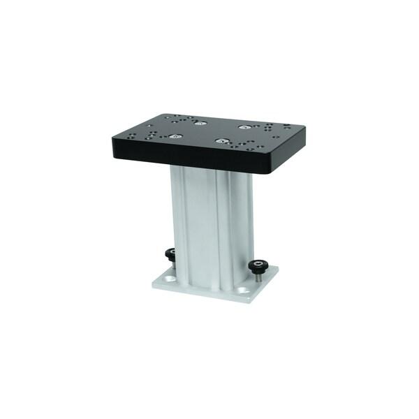 Cannon Aluminum Fixed-base 6-inch Pedestal Mount