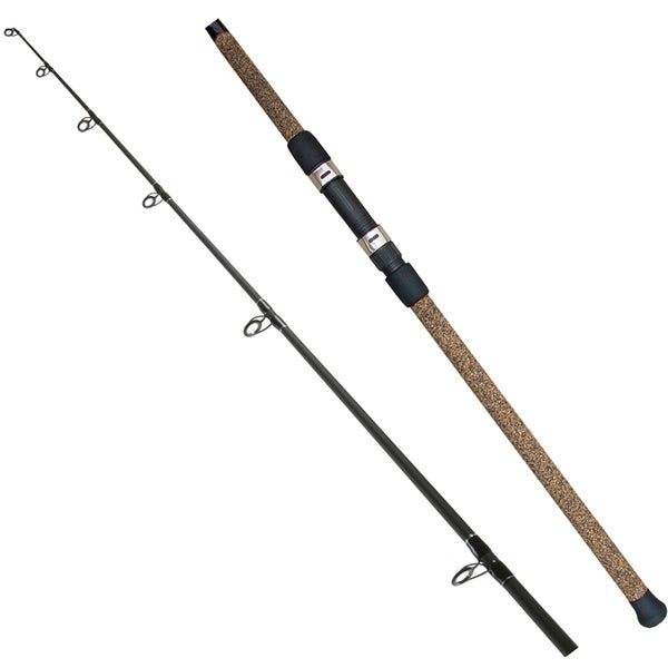 Okuma longitude cast surf 9 foot heavy fishing rod free for Heavy fishing rod