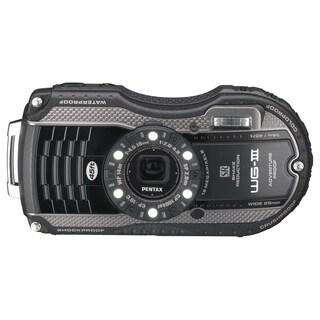 Pentax WG-3 16 Megapixel Compact Camera - Black