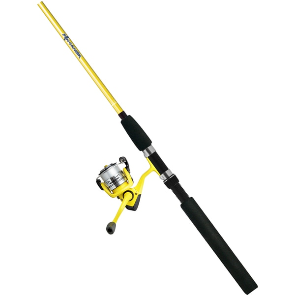 okuma fin chaser b series 10 foot 2 piece spin combo - free, Fishing Rod