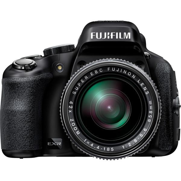 Fujifilm FinePix HS50EXR 16 Megapixel Bridge Camera - Black
