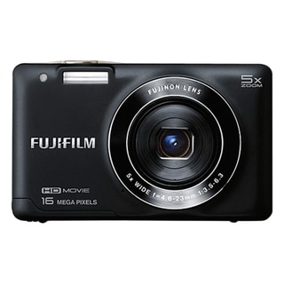 Fujifilm FinePix JX680 16MP Black Digital Camera