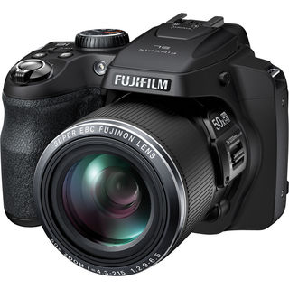 FujiFilm FinePix SL1000 16.2MP Bridge Black Digital Camera