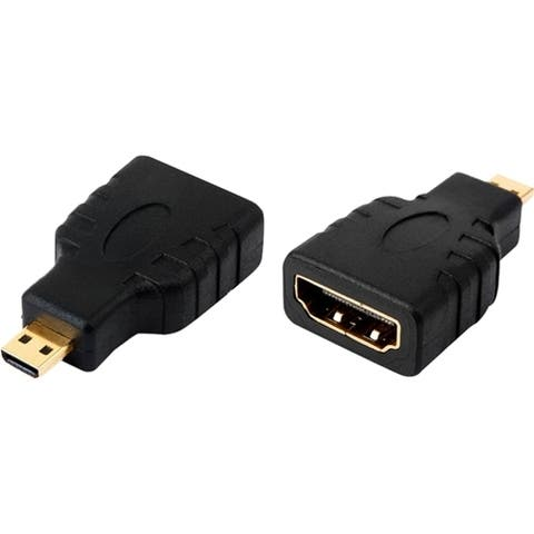 4XEM Micro HDMI Male To HDMI A Female Adapter