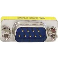 4XEM DB9 Serial 9-Pin Male To Male Adapter