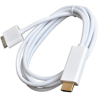 4XEM 30-Pin To HDMI Male AV Cable For iPad/iPhone/iPod
