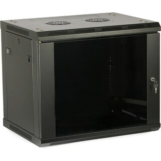 4XEM 9U Wall Mount Server Rack Cabinet