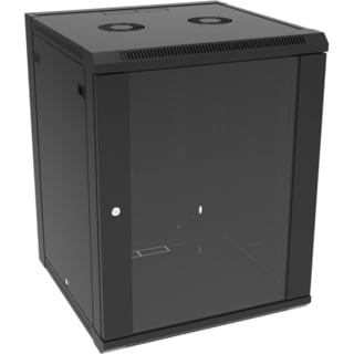 4XEM 12U Wall Mount Server Rack Cabinet