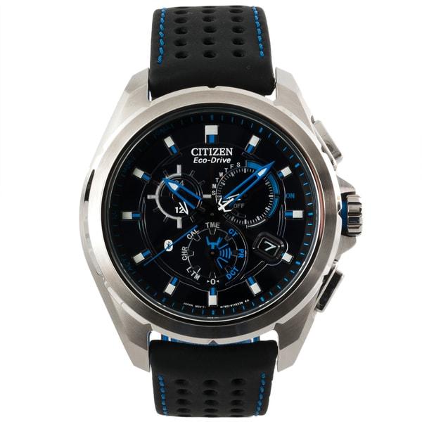 Citizen Men's 'Proximity' Eco-Drive Steel Bluetooth Watch