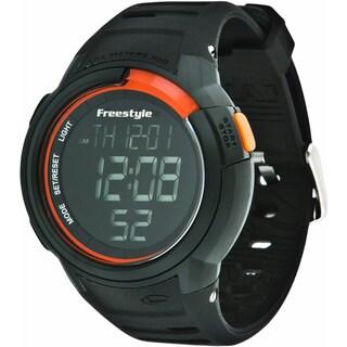 Freestyle Men's FS85012 Black Plastic Digital Dial Quartz Watch