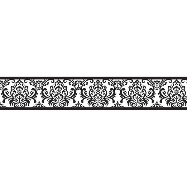 Shop Sweet Jojo Designs Black And White Isabella Wall
