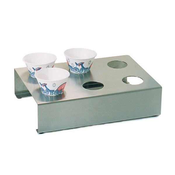 Paragon Stainless Steel Sno Cone Holder