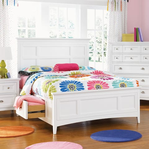 Kenley Full Panel Bed with Storage