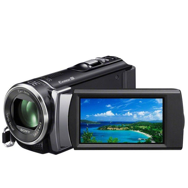 Sony HDR-CX200 Full HD Memory Card Camcorder