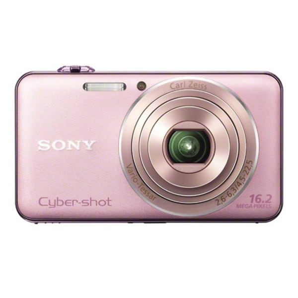 Sony Cyber-shot DSC-WX50 16.2 Megapixel Compact Camera - Pink