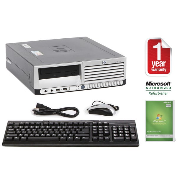 HP DC7100 3.0GHz 2GB 80GB SFF Computer (Refurbished)