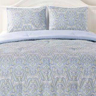 Shop Laura Ashley Maiden Lane 3 Piece Comforter Set Free