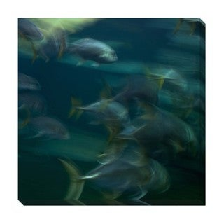 Gallery Direct In Motion Oversized Gallery-Wrapped Unframed Canvas Art