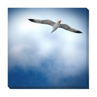 Gallery Direct In Flight Oversized Gallery Wrapped Canvas