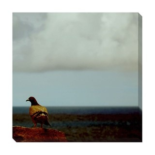 Gallery Direct My View Oversized Gallery Wrapped Canvas
