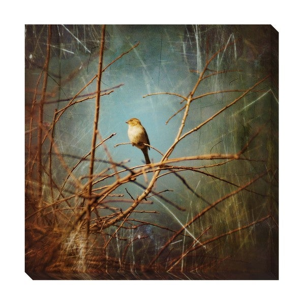 Gallery Direct Solitude Oversized Gallery Wrapped Canvas