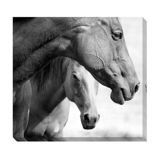 Gallery Direct Friend in Me Oversized Gallery Wrapped Canvas