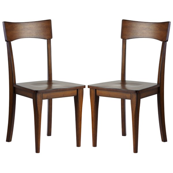Sterling Antique Honey Dining Chair (set of 2)