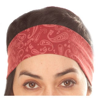 Organic Cotton Paisely Headband (Nepal)