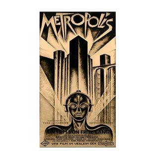 'Metropolis' Movie Poster