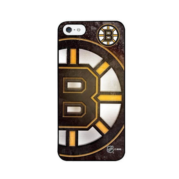 NHL iPhone 5 'Big Logo' Polymer Protective Case