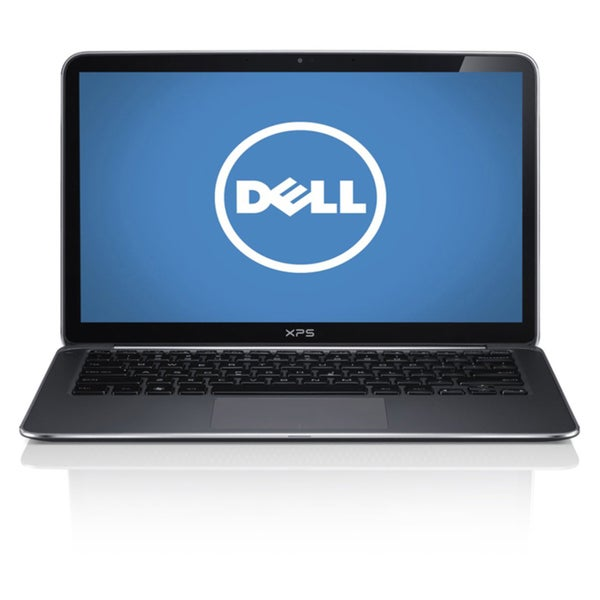 "Dell XPS 13.3"" LED Ultrabook - Intel Core i7 2 GHz - Silver Anodized"