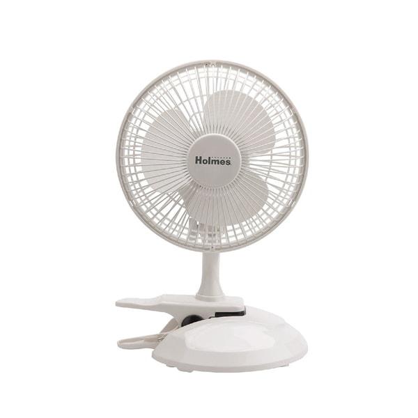 Holmes Convertible Clip Desk Fan