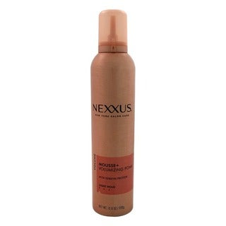 Nexxus Mousse Plus Volumizing Foam Styler 10.6-ounce Mousse
