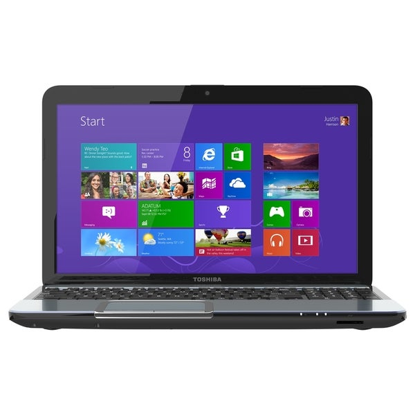 """Toshiba Satellite S855-S5168 15.6"""" LCD Notebook - Intel Core i7 (3rd"""